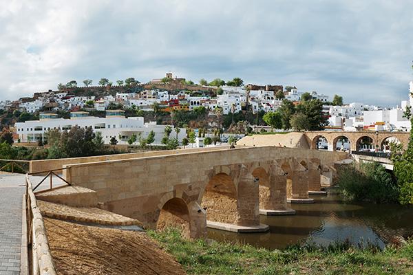 Restauración Puente Romano Carlos III
