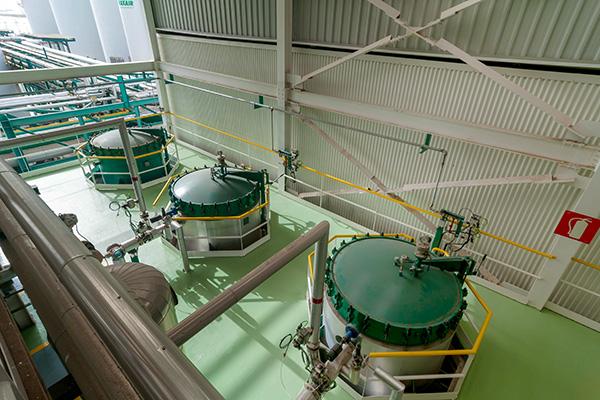 Ampliación de Planta de Biodiesel: Pretratamiento Fase II