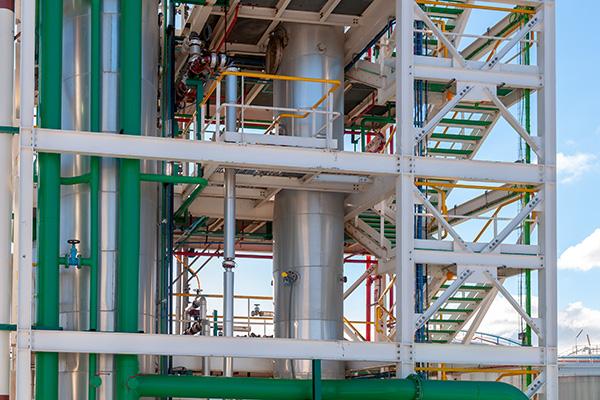 Ampliación de Planta de Biodiesel: Unidad de Biodiesel de 2ª Generación