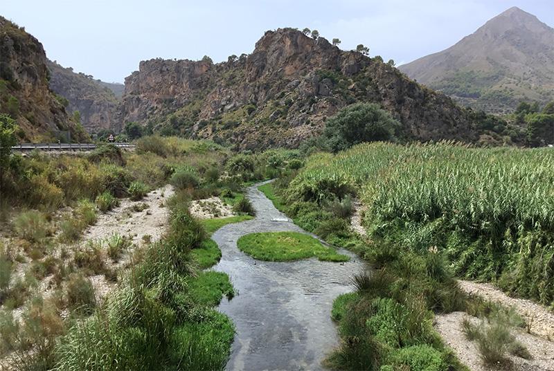 Deslinde del Rio Guadalfeo
